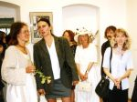 Vernissage of the exhibition of Sanok Artists 2000