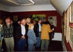 Vernissage of the exhibition of The COLOURISTS from the collection of The County Museum in Rzeszów, 2003 Okręgowego w Rzeszowie, 2003 r.