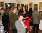 Vernissage of the exhibition of ARTUR NACHT-SAMBORSKI, THE PAINTING OF THE FIGURE