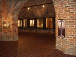 Zdzisław Beksiński exhibition in The Ducal Castle in Szczecin, 2004