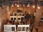 Vernissage of the exhibition of Zdzisław Beksinski in The Centre of Art The Gallery EL in Elbląg, 2006